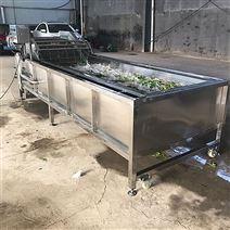 气泡清洗机果蔬加工设备