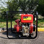 高扬程3寸高压水泵柴油水泵