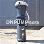 水利灌溉用潜水型中吸式轴流泵