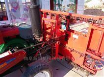 小型皇竹草水稻秸秆割嗮机