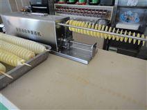 自动拉伸薯塔机