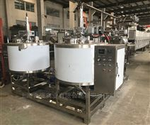 HQ-150~600软糖生产线机械
