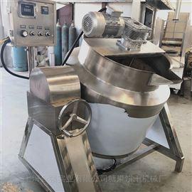 糖果煮糖机 多功能软糖浇注生产线