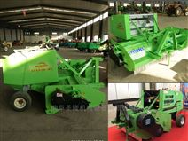 玉米秸秆揉丝压捆机 圣隆牌粉碎打捆机厂家