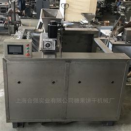 HQ-800钢带曲奇生产线 多功能曲奇成型机