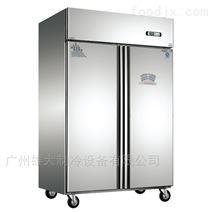 南充市不锈钢厨房冷柜(GN风冷冰柜)