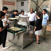 曲奇机视频 上海曲奇饼干机加工基地
