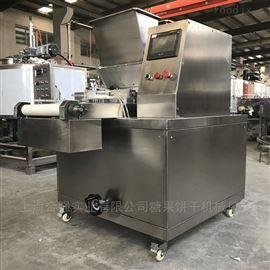 HQ-400/600曲奇饼干生产线 双色曲奇糕点成型机