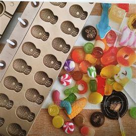 HQ-150~600混合胶型凝胶软糖生产线 夹心软糖浇注成型机 软糖生产线备