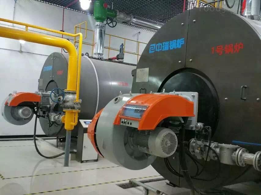 WNS1.4-95/70卧式承压热水锅炉