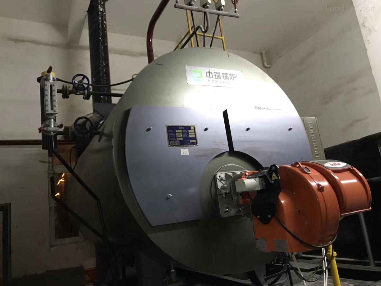 WNS1.5-1.0-Y/Q1.5吨卧式蒸汽锅炉