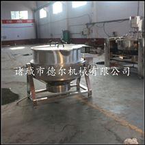 廠家直銷芝麻 花生 腰果不銹鋼夾層鍋炒貨機