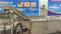 供应桔子气泡清洗机水果清洗设备厂家直销