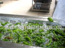 辣椒清洗流水线设备