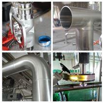 乳制品潔凈管路焊機