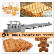 济南小型饼干生产加工设备