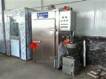 豆干不锈钢小型烟熏炉厂家