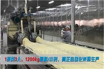 米粉加工机械如何做到可持续发展