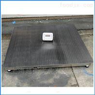 scs10吨不锈钢磅秤 2乘3米耐腐蚀电子地秤