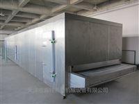 IQF500果蔬流态化速冻机