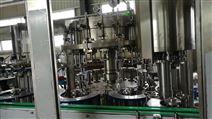 自动玻璃瓶汽水灌装机