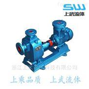 ZWL型直连式自吸污水泵