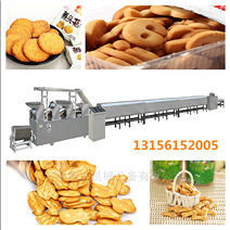 大产量饼干生产流水线
