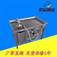 不锈钢手动小型盐水注射机