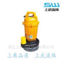 WQD型污水污物潜水泵