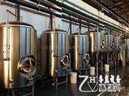 新精酿啤酒设备