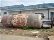 出售二手機械攪拌通風發酵罐