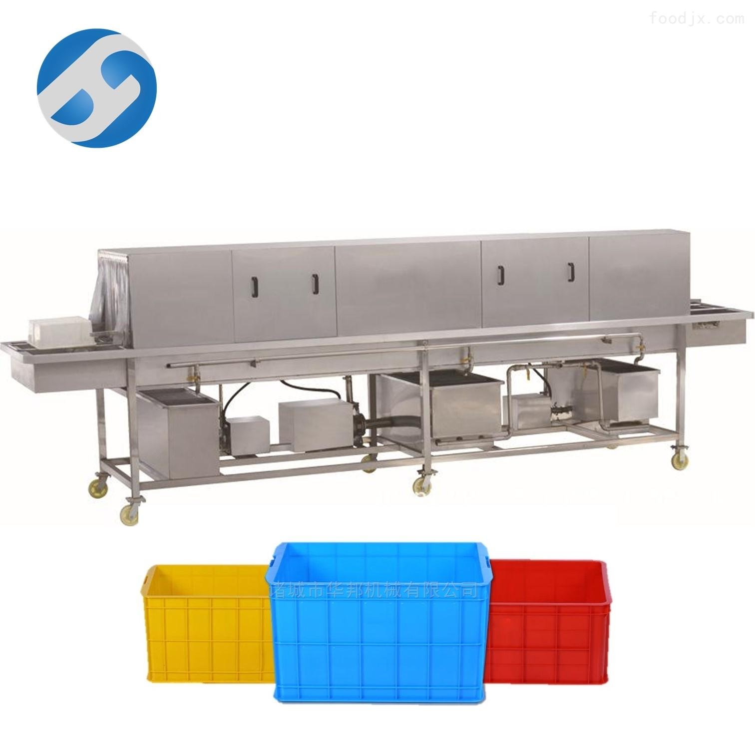 周转筐清洗机 专业洗筐机 设备性能稳定可靠