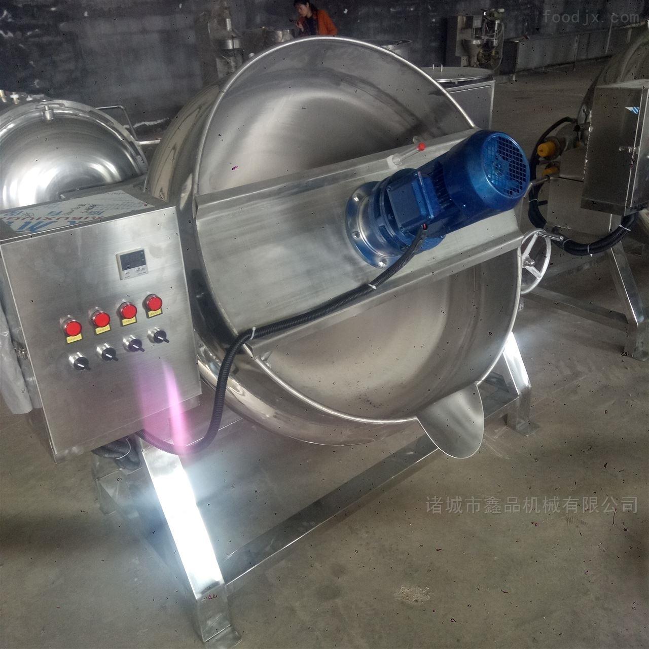 多功能燃气夹层锅