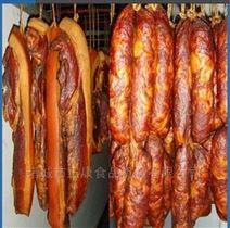 厂家直销不锈钢豆干自动烘干机 香肠烟熏炉