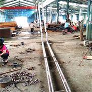 铁盘片耐高温管链机直销 炉渣提升机管链输
