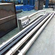加厚循环型管链提升机 颜料粉末管链输送机