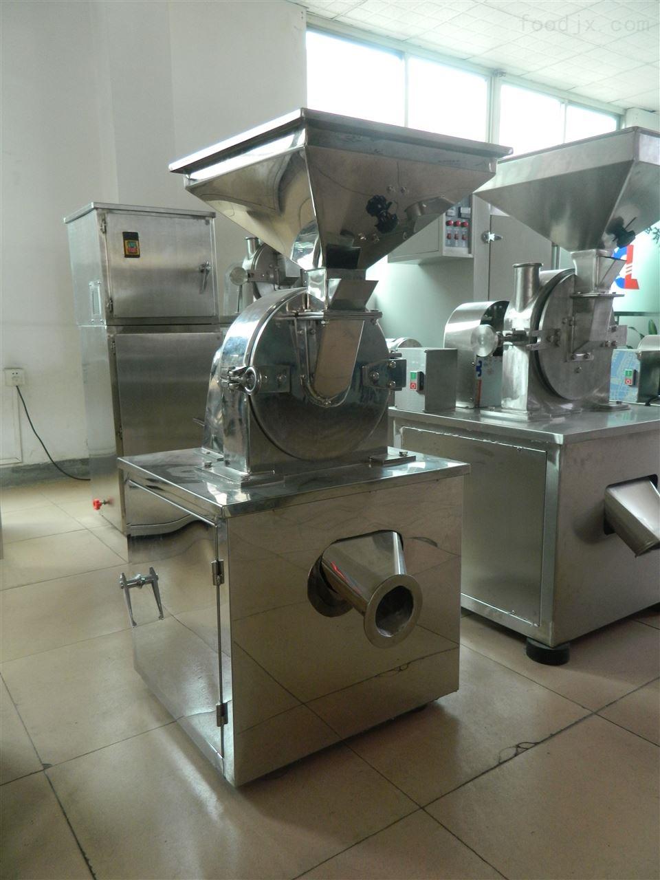 食品级不锈钢粉碎机 白糖涡轮粉碎机现货批发