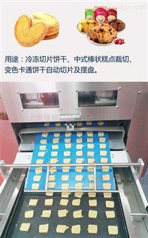 全自动冷冻切片摆盘一体机