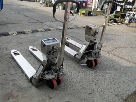电子液压叉车称优点、地牛计重秤产品