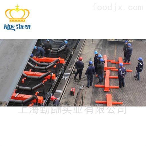 双杠式皮带秤上海勤酬质量保证
