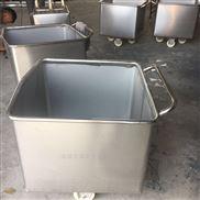 小料车肉料车生产厂家304不锈钢制造料斗车