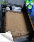 燕麦微波熟化设备五谷杂粮微波烘培设备