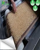 陕西燕麦微波熟化设备西安圣达厂家