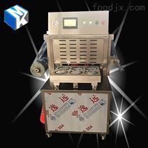 漯河牛排气调包装机 生鲜食品盒式气调设备