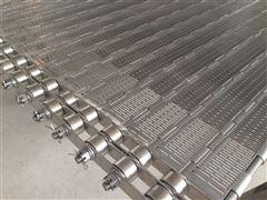 农业产品干燥不锈钢输送链板