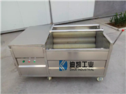 DZ-1500-土豆毛辊去皮清洗机