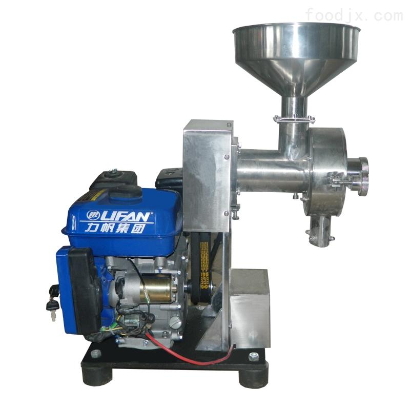 流动式汽油磨粉机,汽油磨粉机品牌,商用杂粮磨粉机