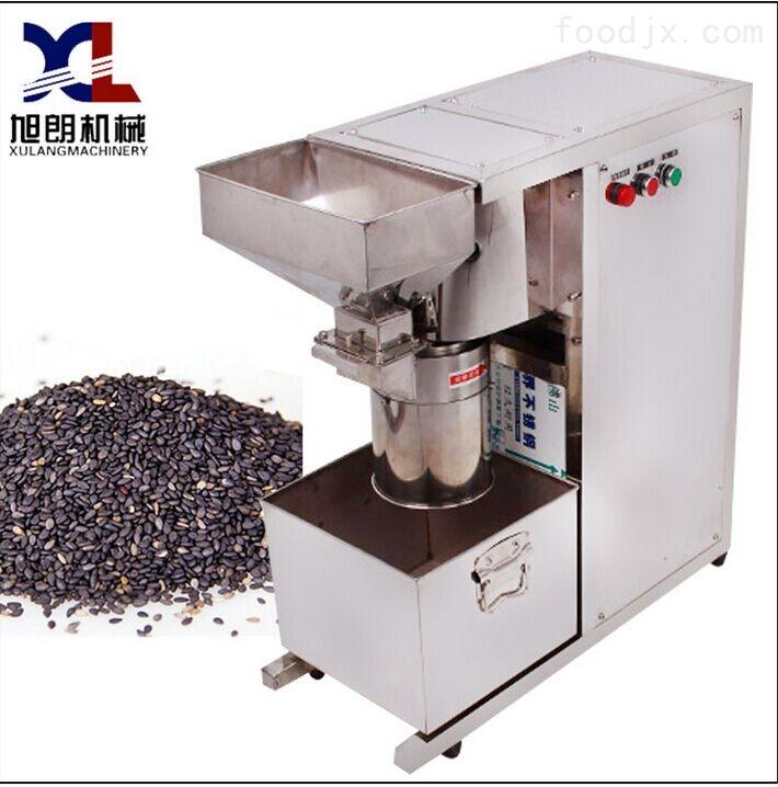 不锈钢油性物料高效粉碎机,多功能芝麻打粉机