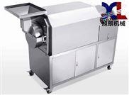 HH-50D-电加热坚果炒货机,不锈钢中药炒药机