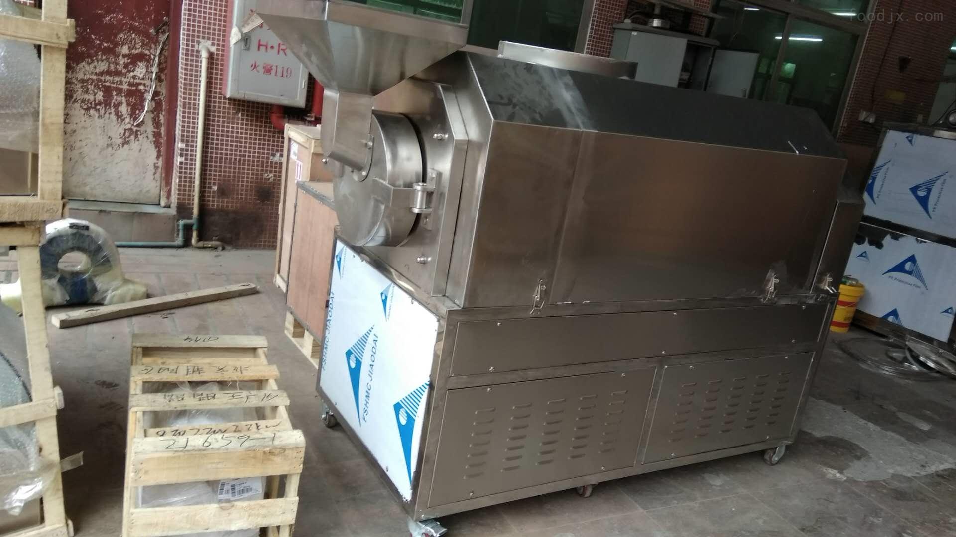 厂家直销豪华炒货机,五香瓜子高效炒货机供应